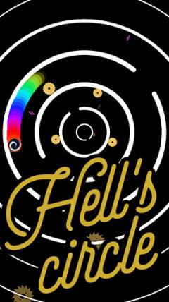 Hell's circle: Addictive tap tap arcade