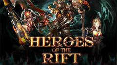 Heroes of the rift