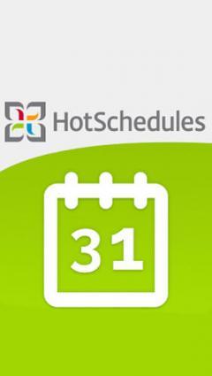 Hot Schedules