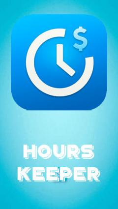 Hours keeper - Time tracking