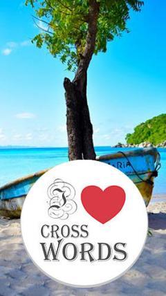 I love crosswords