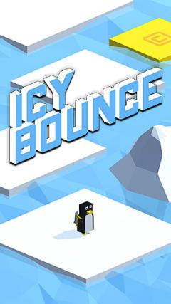 Icy bounce