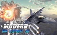 Jet fighters: Modern air combat 3D