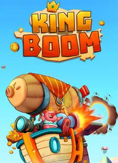 King boom: Pirate island adventure