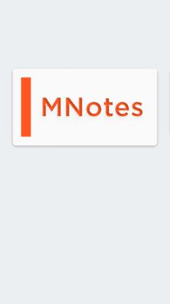 M: Notes