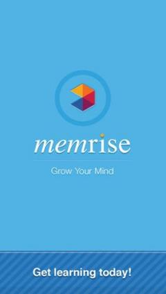Memrise: Learn a foreign language