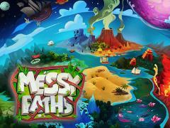Messy paths