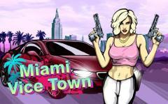 Miami crime: Vice town