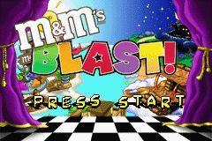 M&Ms Blast!