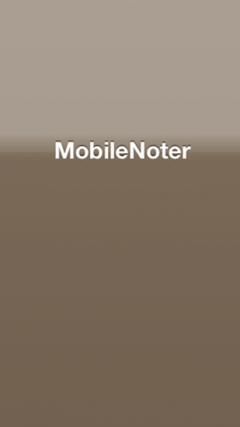 Mobile Noter