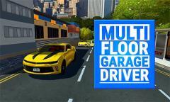 Multi floor garage driver