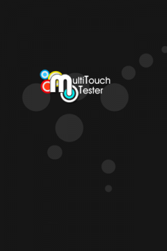 MultiTouch Tester