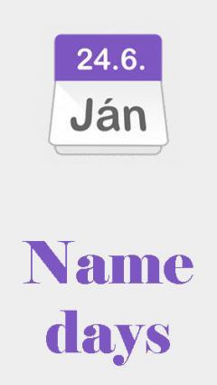 Name days