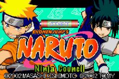 Naruto - Ninja Council