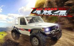 Off road 4x4: Hill jeep driver