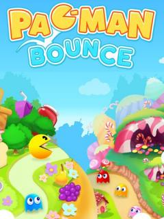 Pac-Man: Bounce