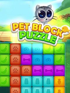 Pet block puzzle: Puzzle mania