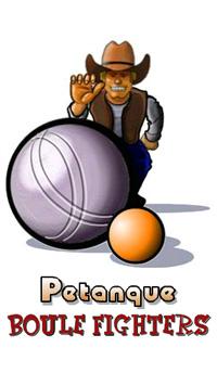 Petanque Boule Fighters