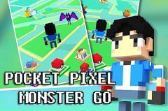 Pocket pixel monster go