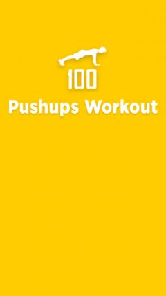 Pushups Workout
