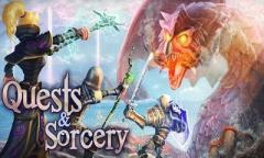 Quests & sorCery - Skyfall