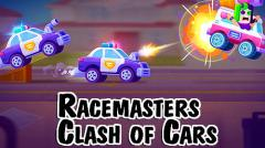 Racemasters: РЎlash of cars