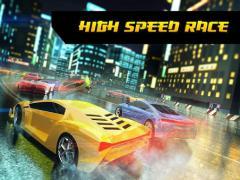 Racer: Tokyo. High speed race: Racing need