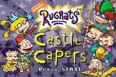 Rugrats Castle Capers