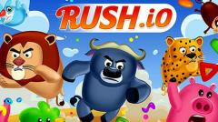 Rush.io: Multiplayer
