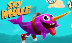 Sky whale