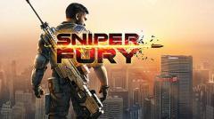 Sniper fury: Операция снайпер