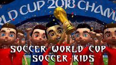 Soccer world cup: Soccer kids