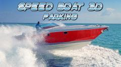 Speed boat parking 3D 2015