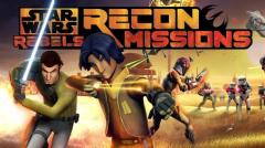 Star wars: Rebels. Recon missions
