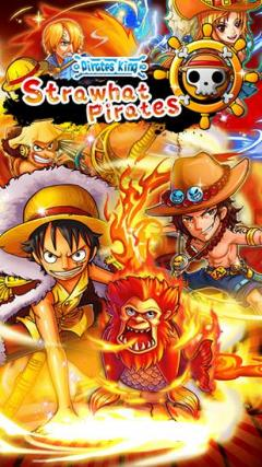 Strawhat pirates: Pirates king. Romance dawn