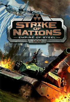 Strike of nations: Empire of steel. World war MMO