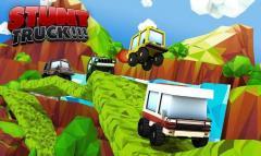 Stunt truck!!! Offroad 4x4 race