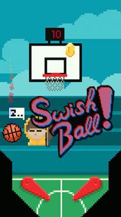 Swish ball!