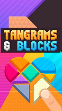 Tangrams and blocks