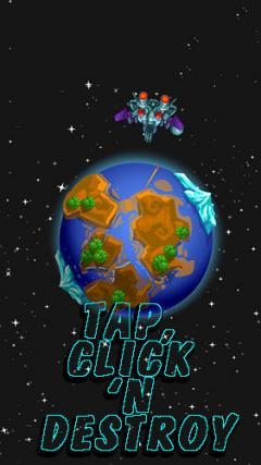 Tap, click 'n destroy: Idle clicker game