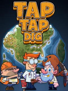Tap tap dig: Idle clicker game