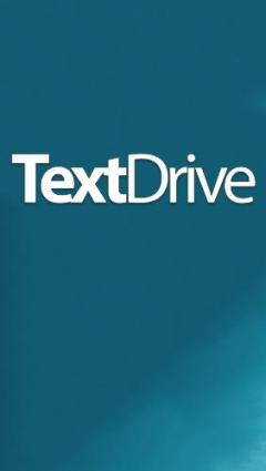 Text Drive: No Texting While Driving