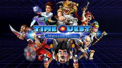 Time quest: Heroes of legend