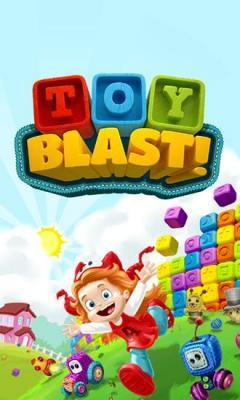 Toy blast!