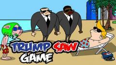 Trump saw game