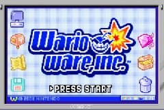 WarioWare Inc. Mega Microgames!