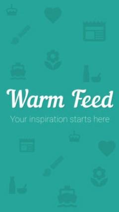Warm feed