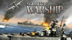 Warship sea battle