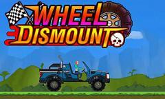 Wheel dismount