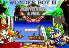 Wonder boy 3: Monster lair